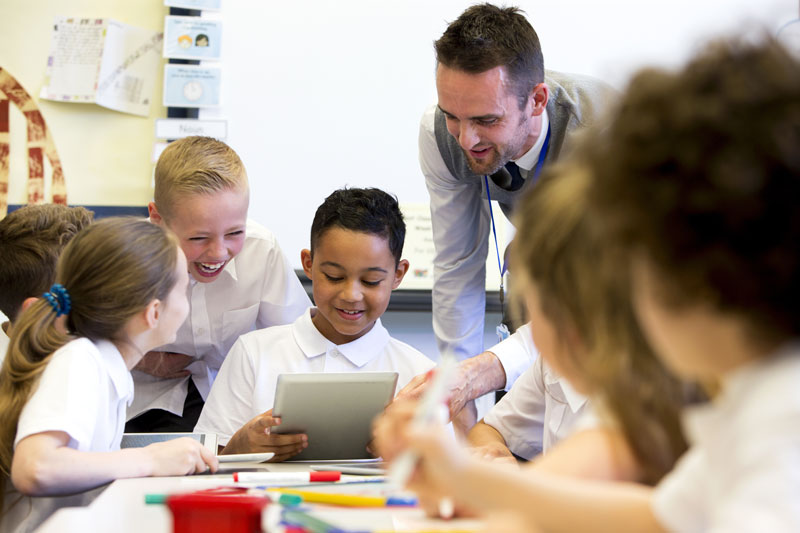 Promoting Healthy Communication in a Tech-Driven World to Young Students