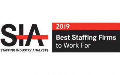 Therapia Staffing Named Best Staffing Company to Work For for 2019