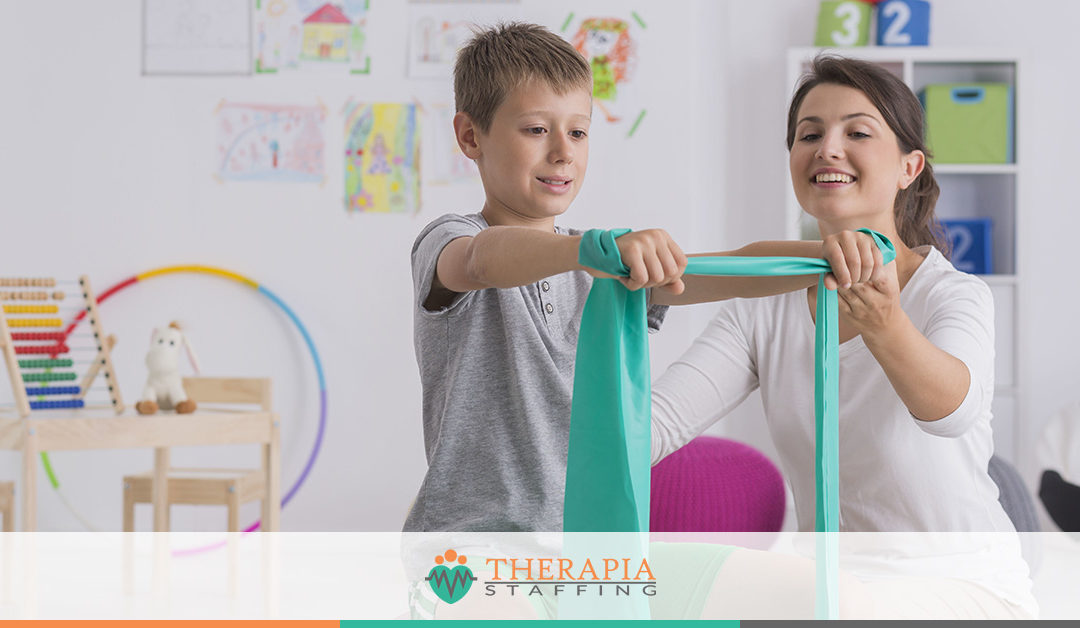 The Benefits of Being a Pediatric Physical Therapist