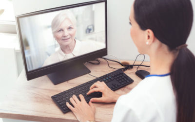 How to Focus When Working Telehealth from Home