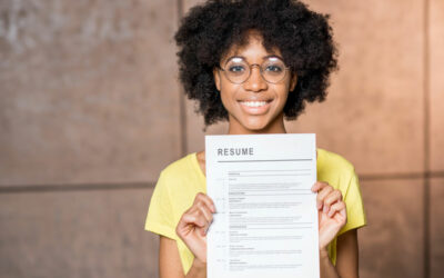 Write a Resume that Gets Attention